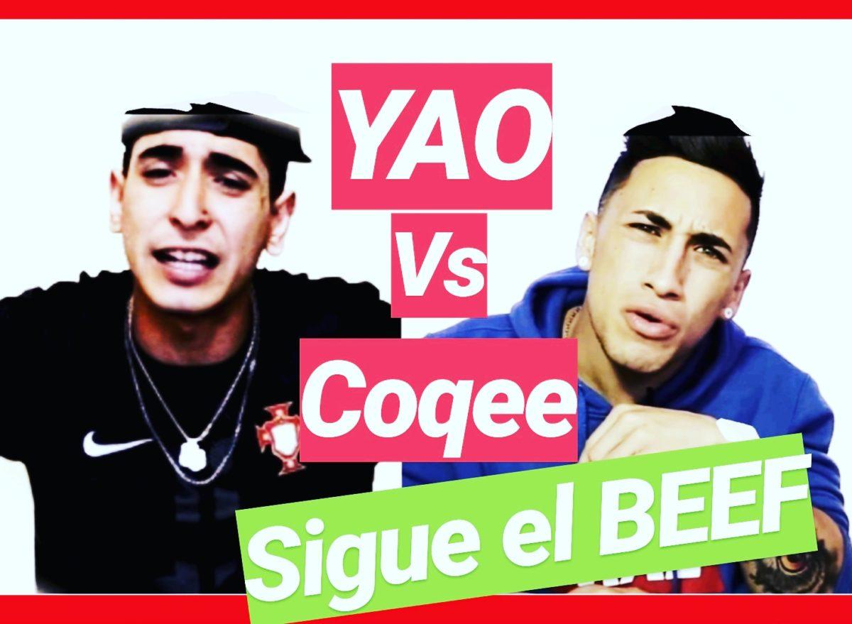 🔴 YAO CABRERA vs COQEEIN MONTANA 💣otro beef de WIFI team #VIRAL